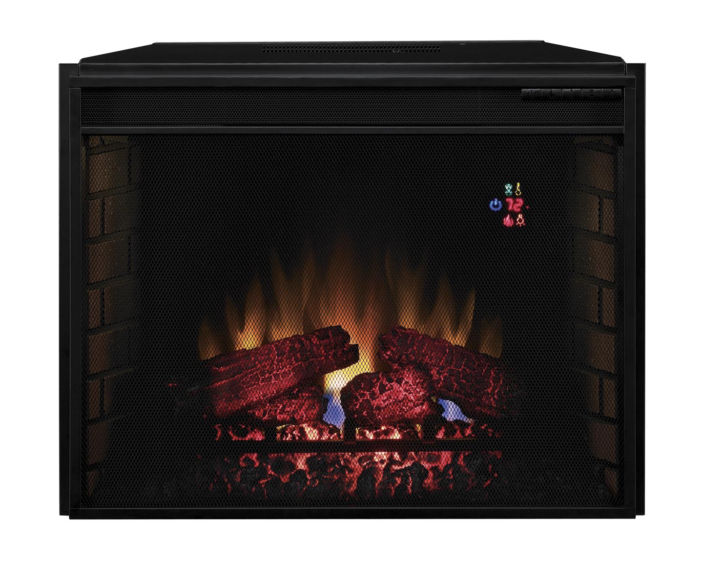 accent furniture free decor log firebox home tv electric the brick fireplace fireplaces austin stand search with chimney