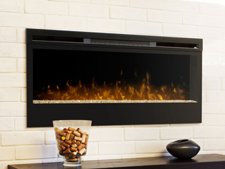 ElectricFireplacesCanada.ca is proud to be an authorized distributor of Dimplex Electric Fireplace products. Dimplex offers a unique Electric Fireplace air purification system. Dimplex is known for the unmatched realism found in their electric fireplace insert flames and logs.