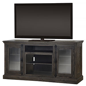 Ashton Entertainment Center in Weathered Grey - DM2526-1862WG