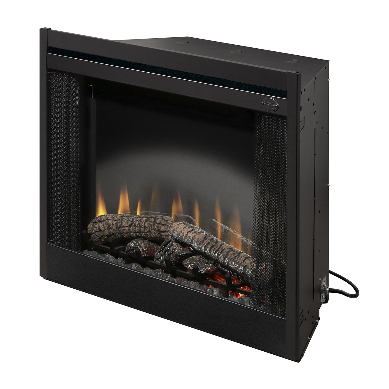 Dimplex 39-In Standard Built-in Electric Fireplace - BF39STP