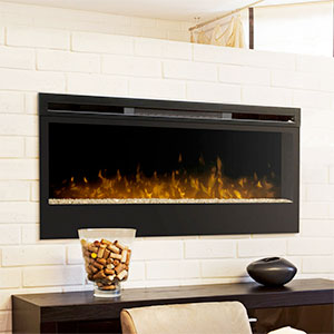 Dimplex Synergy 50-In Electric Fireplace - BLF50