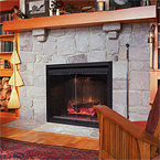 ClassicFlame Built-In Electric Fireplaces