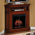 ClassicFlame Corner Electric Fireplace Packages