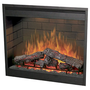 Dimplex 30-Inch Purifire Plug-in Electric Fireplace Insert - DF3015