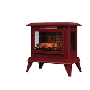Duraflame Cinnamon 3D InfraGen Electric Fireplace Stove - DFI-5020-03