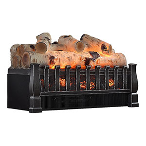 Duraflame 20-In Birch Electric Fireplace Log Set - DFI021ARU-05