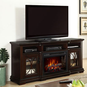 Scarlett Electric Fireplace Media Console - DFP25LD-1527CU