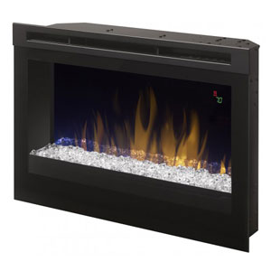 Dimplex 25-In Contemporary Electric Fireplace Insert - DFR2551G
