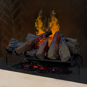 Dimplex 28-Inch Opti-Myst Electric Fireplace Insert/Log Set - DLGM29