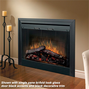 Dimplex 33-In Purifire Built-in Electric Fireplace - BF33DXP