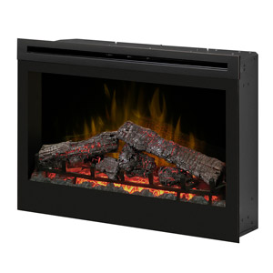 Dimplex 33-Inch Plug-in Electric Fireplace - DF3033ST