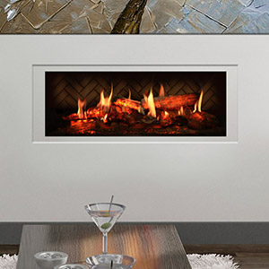 Dimplex Opti-V Solo Built-In Electric Fireplace  - VF2927L