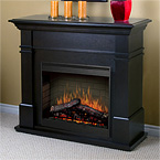 Dimplex Small Electric Fireplace Mantel Packages