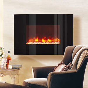 Wall Hanging Fireplace wall mount electric fireplaces | linear, hanging & mounted designs