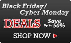 Black Friday/Cyber Monday DEALS. Shop Now!