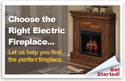 Electric Fireplace Selection Guide