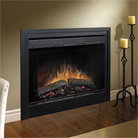 Built-In Fireboxes