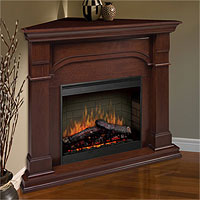 Corner Mantel Packages