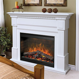 Electric Fireplaces | Electric Fireplace Inserts, Mantel Packages ...