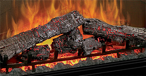 dimplex multifire electric fireplace mantel packages - Electric Fireplace Logs