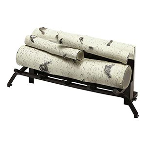Dimplex Birch Log Set Accessory for Revillusion 36 & 42-in Firebox - RBFL42BR