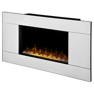 Dimplex Reflections Wall Mount Electric Fireplace - DWF24A-1329