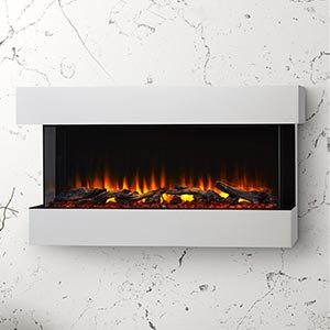 SimpliFire Floating Mantel Kit for Scion Trinity 43-In - SF-SCT43-MANTEL