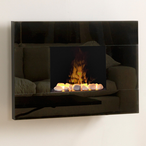 Dimplex Tate OptiMyst Wall Mount Electric Fireplace - TAH20R