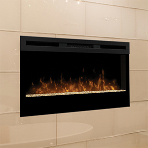 Dimplex Wickson 34-In Linear Electric Fireplace - BLF34