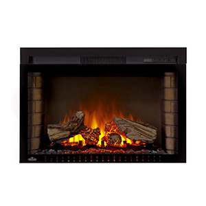Napoleon Cinema 29-In Plug-In Electric Fireplace - NEFB29H-3A