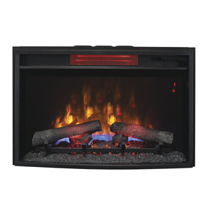 ClassicFlame 25-In SpectraFire Plus Infrared Electric Fireplace Insert - 25II310GRA