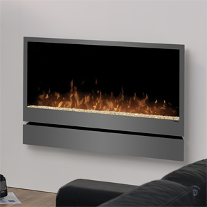 Dimplex Inspiration Wall Mount Electric Fireplace Dwf36pg