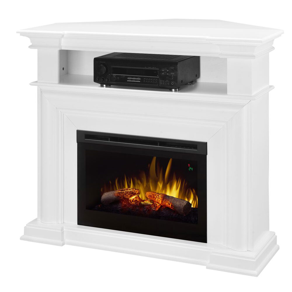marble freestanding with p kipling fireplaces real flame electric faux fireplace in wm white