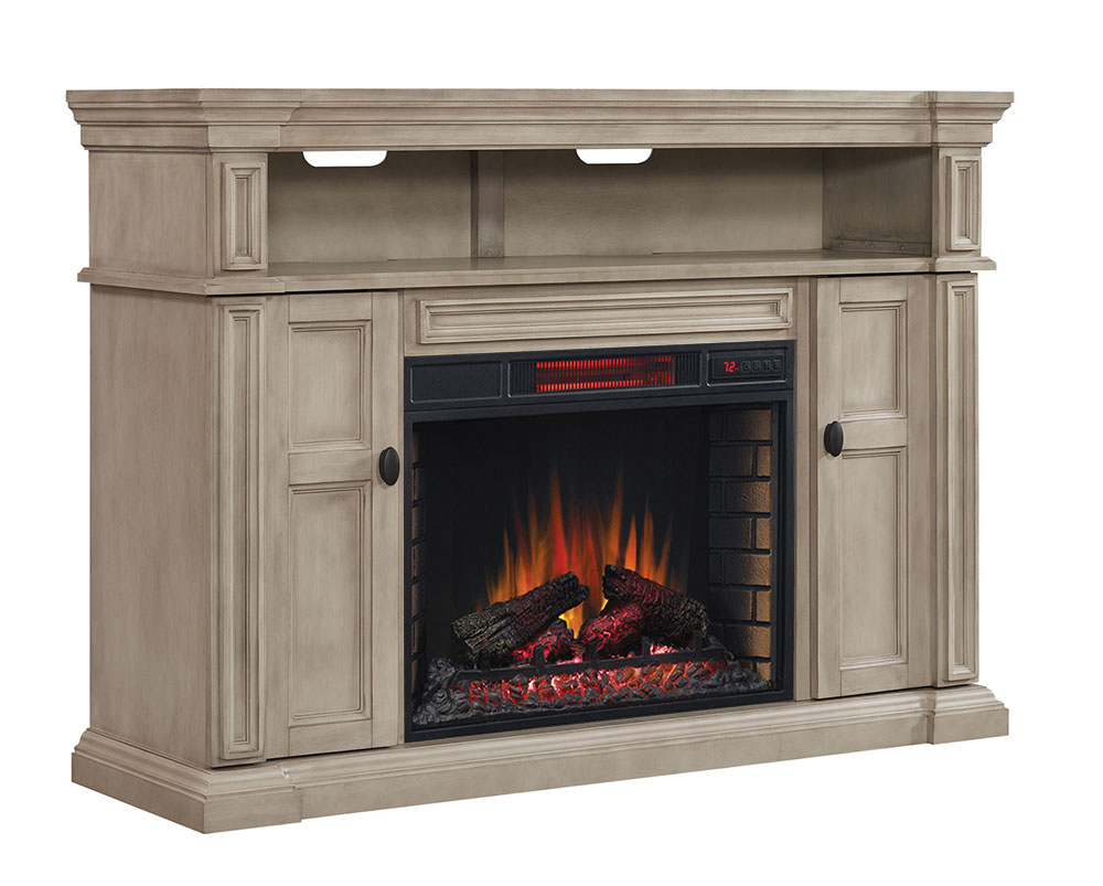by stand media fireplace austin tv dimplex electric console p