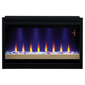 ClassicFlame 36-In 120V Contemporary Builders Box - 36EB111-GRC