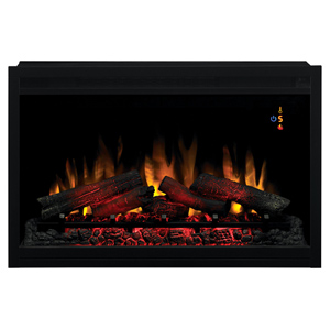 ClassicFlame 36-In 120V Traditional Builders Box - 36EB110-GRT