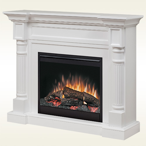 dimplex in fireplaces image inch insert electric stone of plug corner fireplace