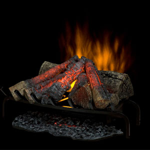 Dimplex 28-Inch Premium Electric Fireplace Insert/Log Set - DLG-1058