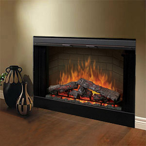 Dimplex 45-In Purifire Built-in Electric Fireplace - BF45DXP