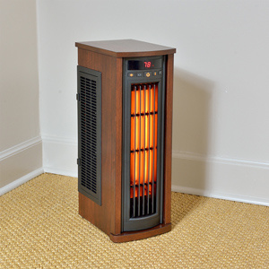 Duraflame Tower Power Heaters 1000 Sq Ft