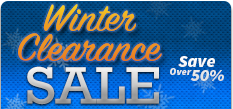 Warehouse Clearance Sale. Shop Now!