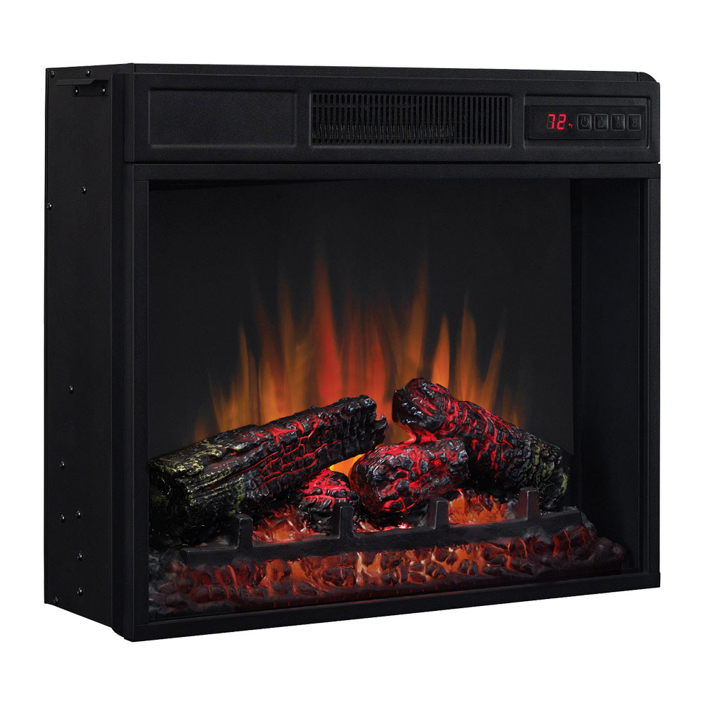 Classicflame 23 In Spectrafire Electric Fireplace Insert 23ef033fgl