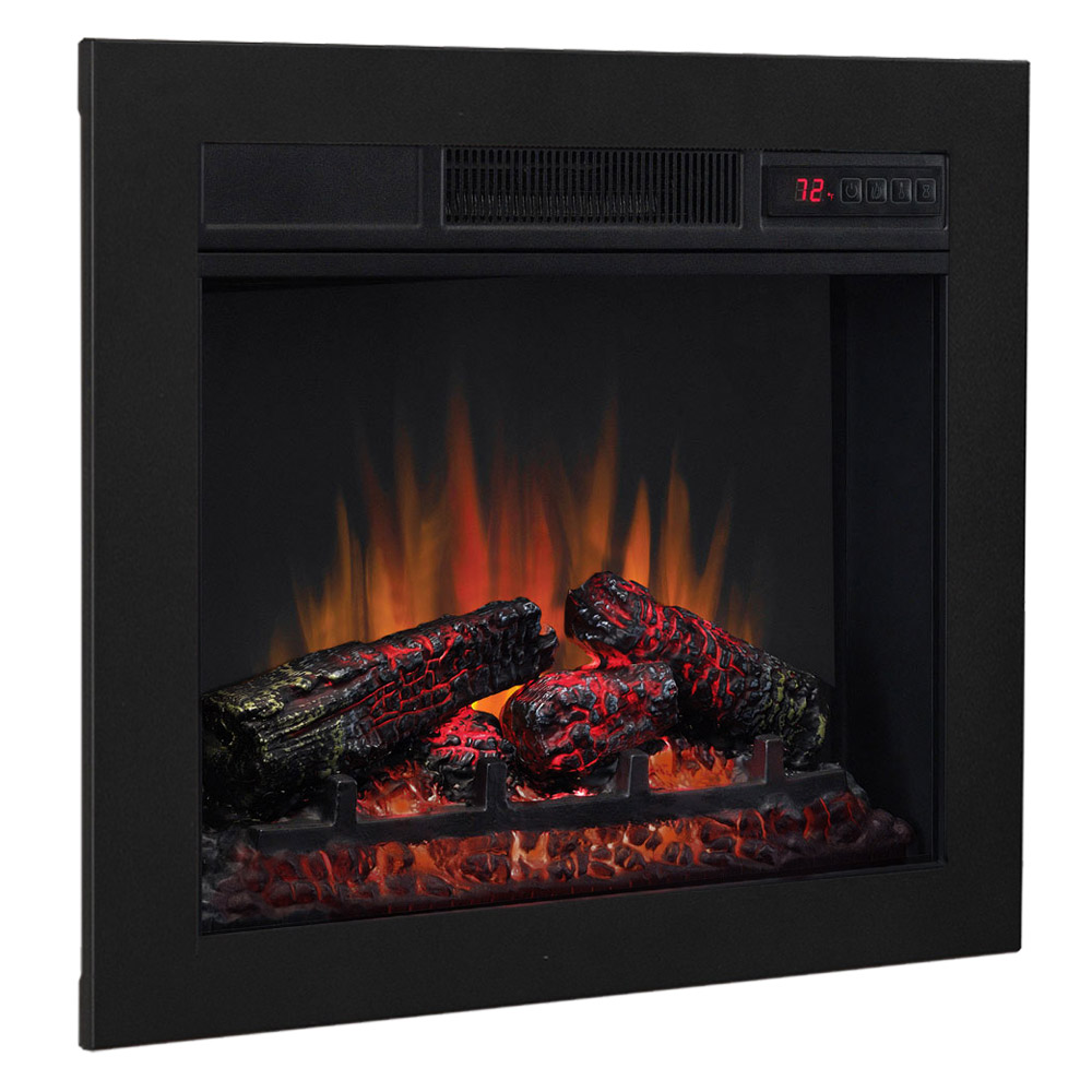 Classicflame 23 In Spectrafire Fireplace Amp Flush Mount