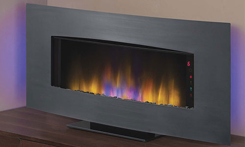 Classicflame Transcendence Wall Hanging Electric Fireplace