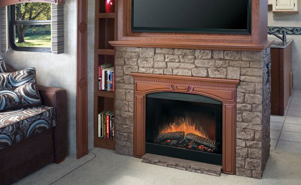 dimplex purifire electric fireplace manual