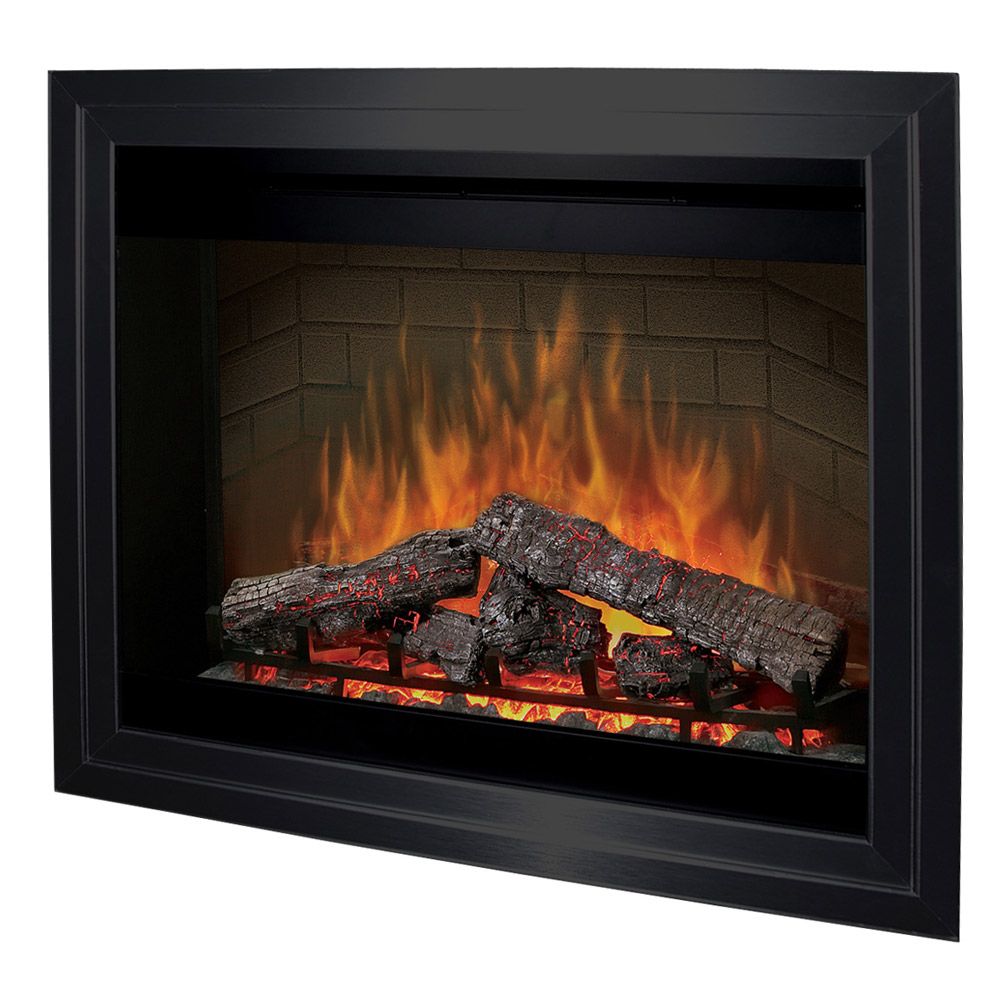 Dimplex 33 Built In Electric Fireplace Insert