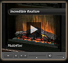 Videos Featuring the Multi-fire™ Electric Fireplace