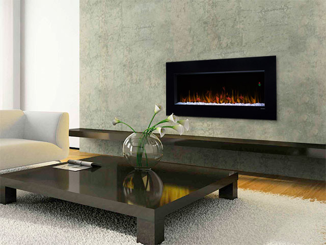 Superb Dimplex 43 In Nicole Wall Mount Electric Fireplace Dwf3651B Home Interior And Landscaping Analalmasignezvosmurscom