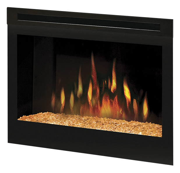 "Plug In Electric Fireplace Inserts: Dimplex 25"" Plug-In Electric Firebox DFG2562"