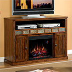 ClassicFlame Sedona Electric Fireplace Media Console Package